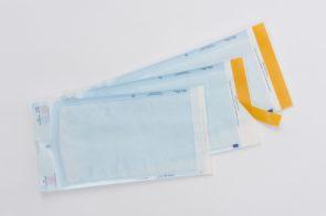 Пакеты самоклеящиеся комбинированные для стерилизации