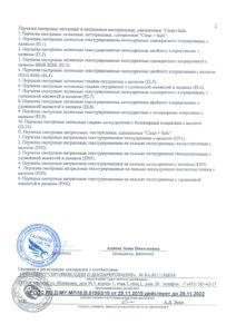 Сведения о регистрации декларации соответствия перчатки медицинские латексные нитриловые нестерильные Clean+Safe